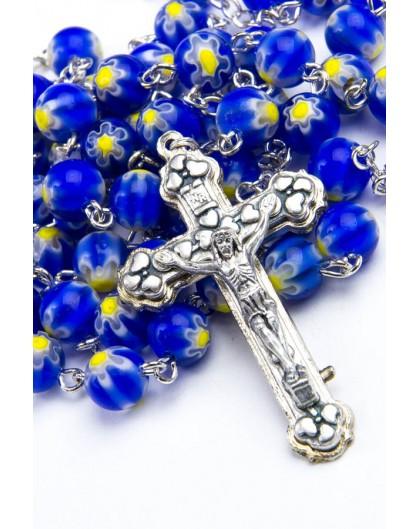 Murrina Blue Rosary