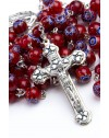 Murrina Red Rosary
