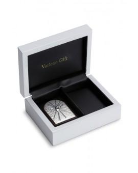 Baptism Gift Precious White Box - No Rosary