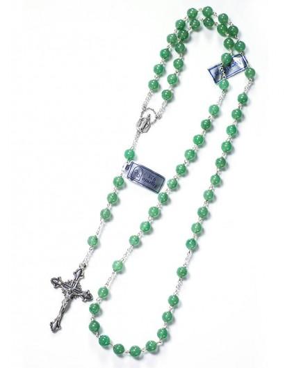 Aventurina Rosary 6mm beads