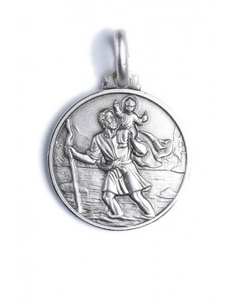 St. Christopher medal