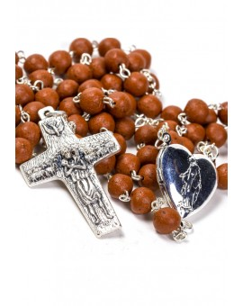 Rose Petals Rosary - Pope Francis