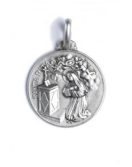 St. Rita of Cascia medal