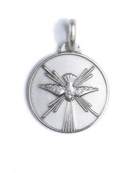 Holy Spirit medal