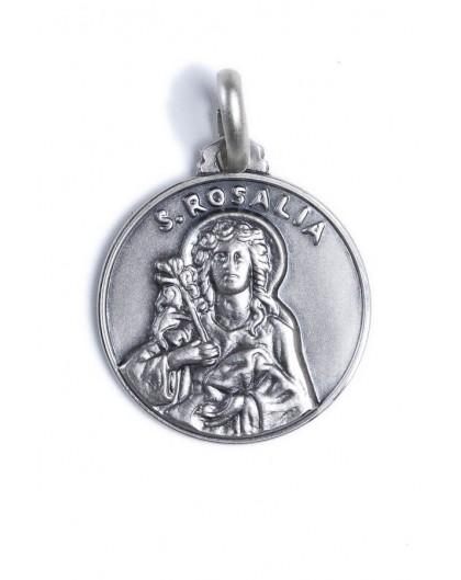 St. Rosalia medal
