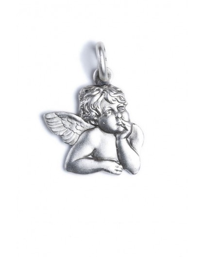 The Guardian Angel Sterling Silver pendant