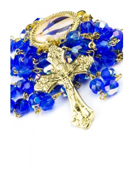Our Lady Blu Rosary