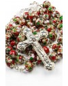 Red Cloisonne Rosary