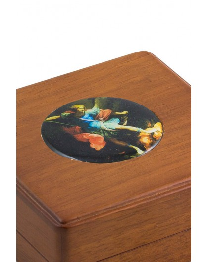 St Michael Rosary Box