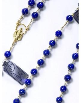 Lapislazuly extra Rosary