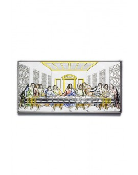 Last Supper Bilaminate Sterling Silver 2694 D