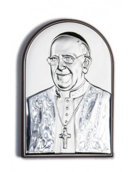 Pope Francis Bilaminate Sterling Silver 2670