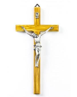 Classic Olive Wood Crucifix