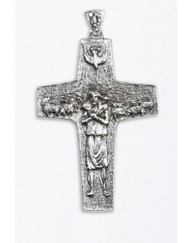 The original Pope Francis Pastoral Crucifix