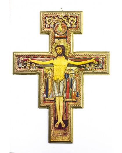 San Damiano Crucifix Big