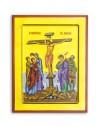 Crucifixion Icon 0847