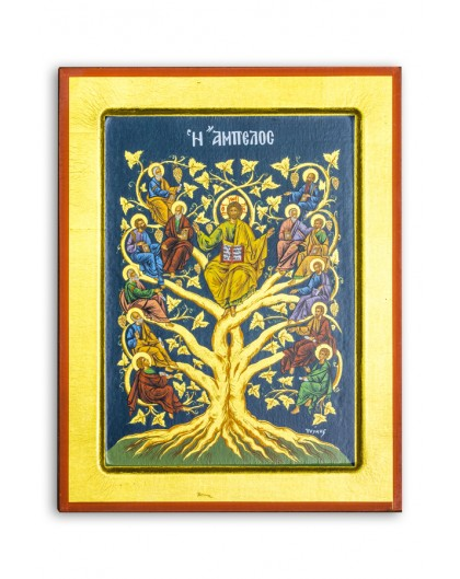 Jesus tree of life
