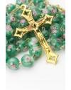 Gold and Green Murano Luxury Christmas Gift