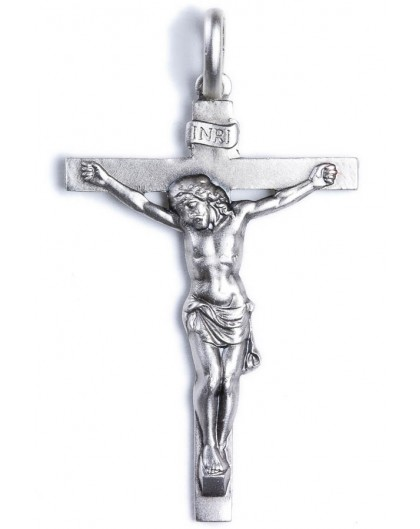Christ Body Crucifix Sterling Silver