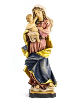 Baroque Virgin Mary Red - Size 3