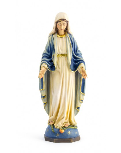 Virgin Mary Immaculate Conception - Height: 40 cm - 15,7 inches