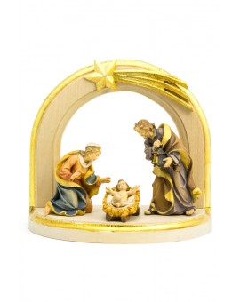 Nativity with Arc