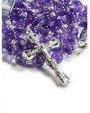 Amethyst Rosary 6mm beads