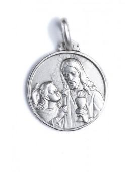 Holy Communion Gift Precious White Box - Glass Pearl