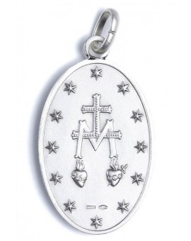 Miraculous Medal rear