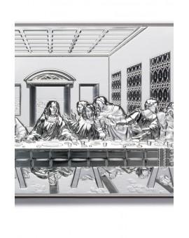 Last Supper Bilaminate Sterling Silver 0800