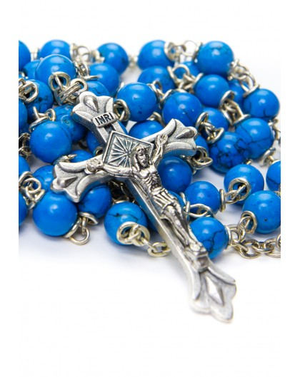 Tourquoise Rosary
