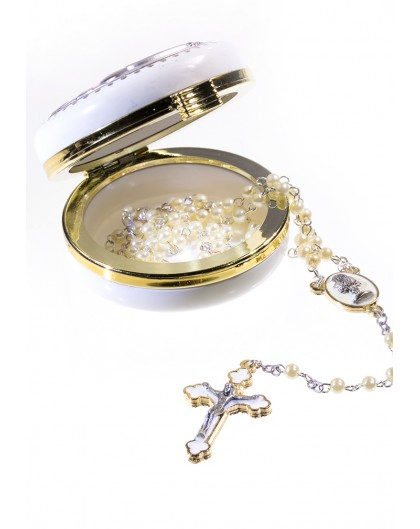 Holy Communion Gift White Calix