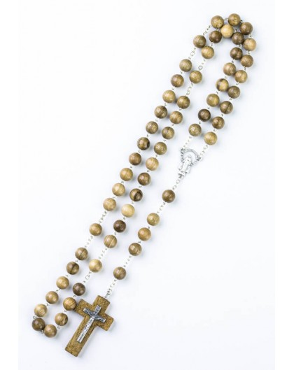 Walnut Wood Rosary