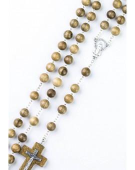 Walnut Wood Rosary