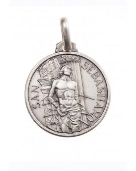 Saint Sebastian medal