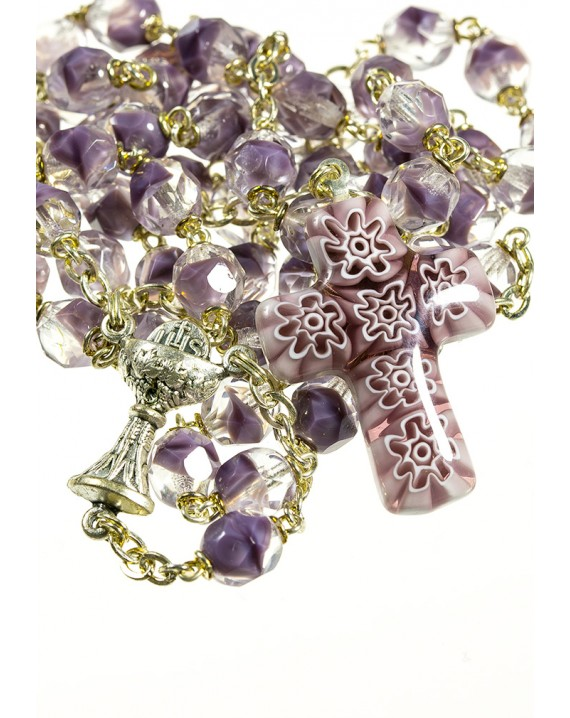 Holy Communion Light Violet Murrina
