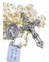 Natural River Pearl Rosary