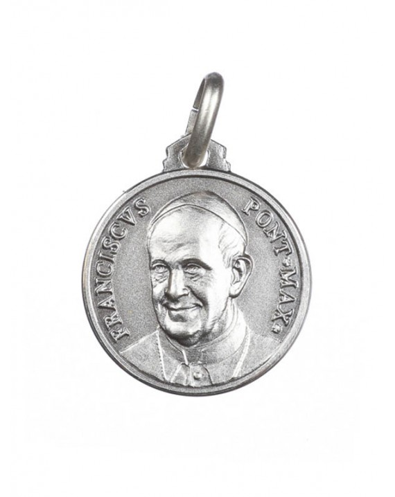 Pope Francis medal