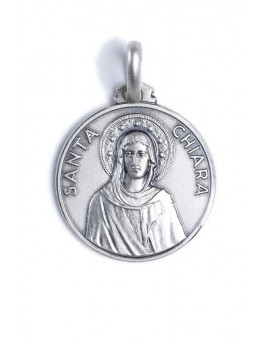 St Clare medal
