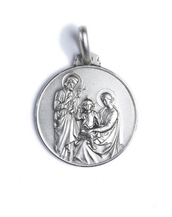 The Holy family medal