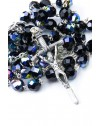 Four Basilicas Black Rosary