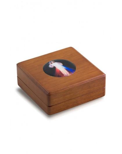 Divine Mercy wooden box