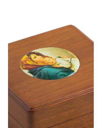 Ferruzzi's Madonna Rosary Box