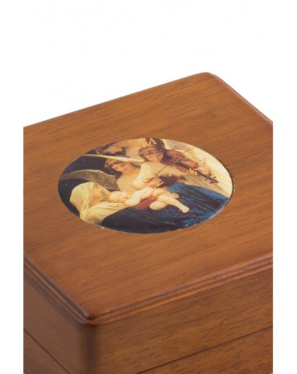 Sleeping Jesus Rosary Box