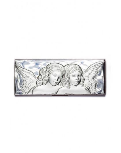 Angels Bilaminate Sterling Silver 0828