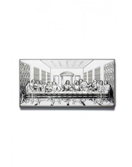 Last Supper Bilaminate Sterling Silver 2694