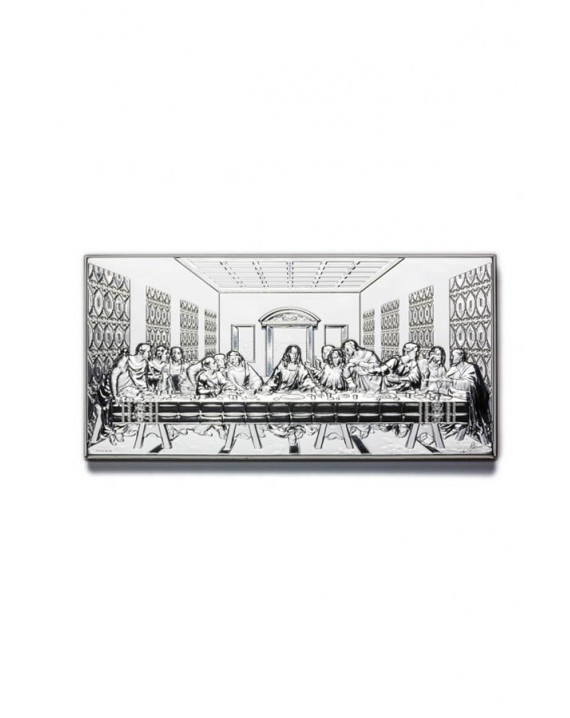 Last Supper Bilaminate Sterling Silver 0805