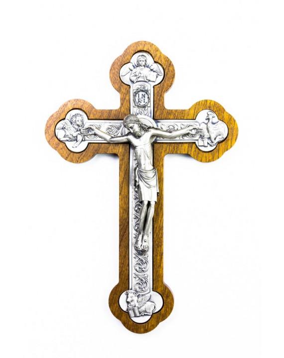 Four Evangelist Crucifix