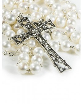 River Pearls Rosary