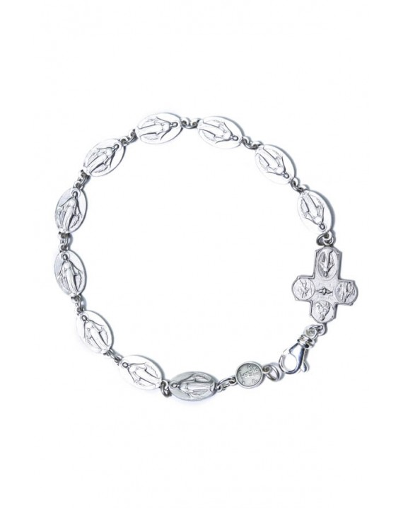 Miraculous medals bracelet